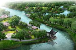 大雁河、苏大堰治理工程项目